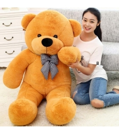 4 feet giant teddy bear