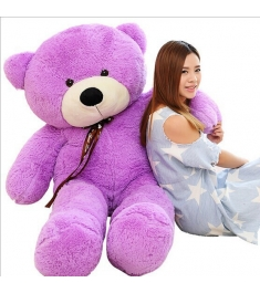 5 feet giant love teddy bear