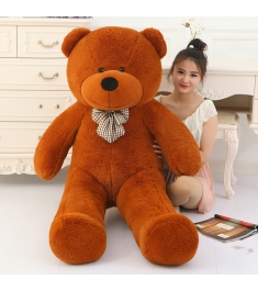 5ft giant stuffed teddy bear