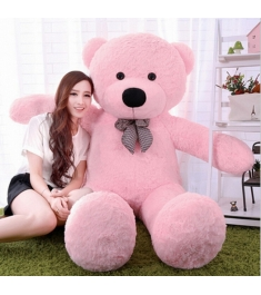 6ft giant stuffed teddy bear