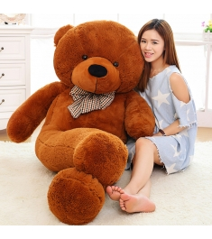6 foot giant teddy bear