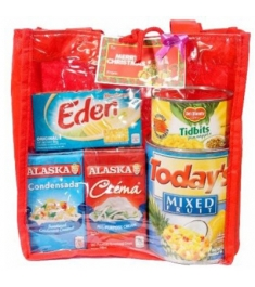 Send grocery gifts basket to philippines