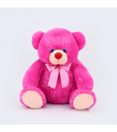 pink teddy bear send to Philippines