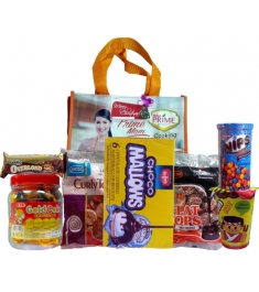 Groceries Chocolate Snack Package to Philippines