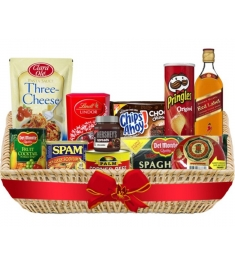 Christmas Basket Cheer Up Basket to Philippines