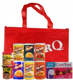 Send Groceries Pik-Nik Snack Package to Philippines