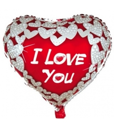 i love you mylar balloons to philippines