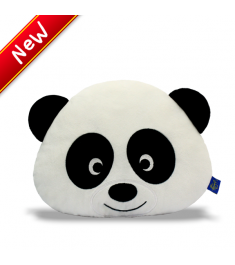 Send So Cute Panda Pillow with FREE Button Pin to Philippines