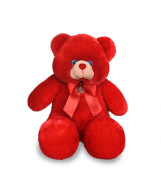 Red Teddy bear to Philippines