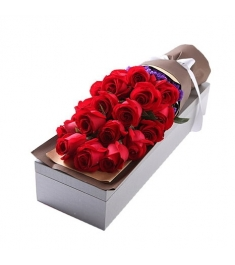 send red roses in box to philippines