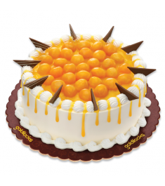 Choco Mango Cake By Goldilocks
