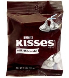 Hershey's Kisses : Milk Chocolate 150g
