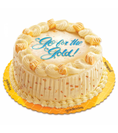 Mango Chantilly Cake By Goldilocks Cake