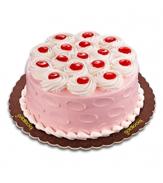 Mother's Day Strawberry Cream Cake by Goldilocks