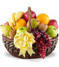 Lovely Fruit Basket