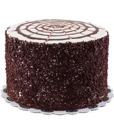 Black Velvet Cake by Contis Cake