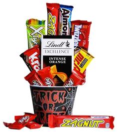 Halloween Treat Basket