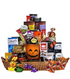 Spooktacular Halloween Sweets