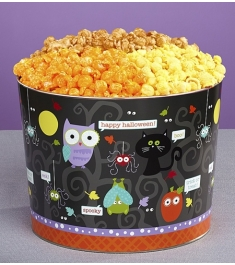 Halloween POP corn Treat