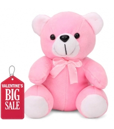 8'' Pink Teddy Bear