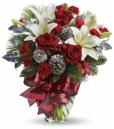 Christmas Enchantment Bouquet