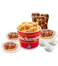 Family Meal B Packages By Jollibee