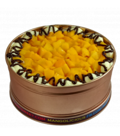Mangolicious Can Cake