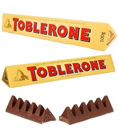 Toblerone 2 x 100g Online Order to Philippines