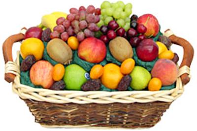 Send Fruit Basket to Philippines
