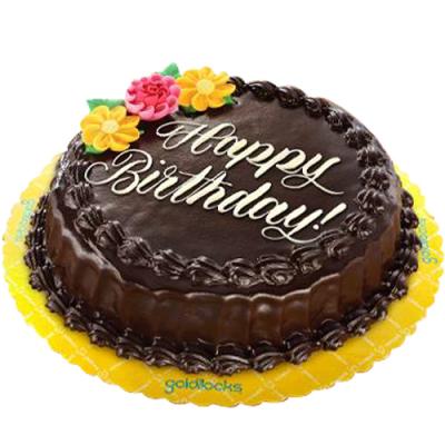 send chocolate chiffon cake by goldilocks to philippines