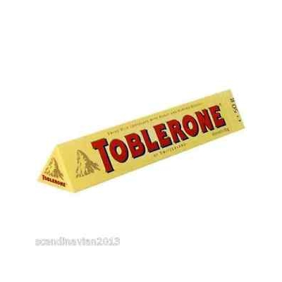 Toblerone 1 Bar Online Order to Philippines