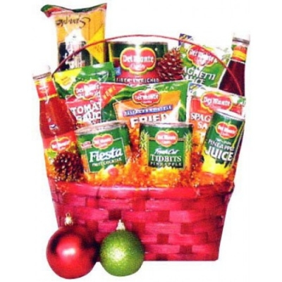 Family Feast Christmas Basket Send to Philippines