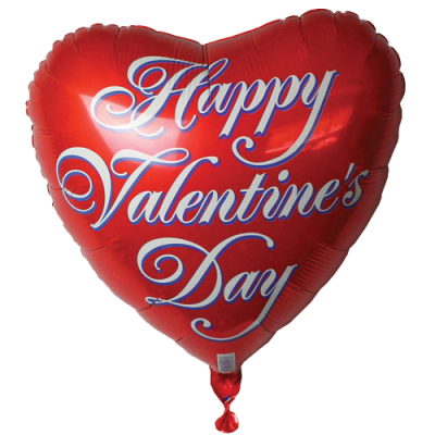 valentines day mylar balloon to philippines​