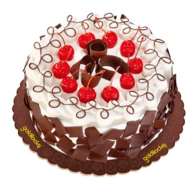 Black Forest Cake By Goldilocks Cake