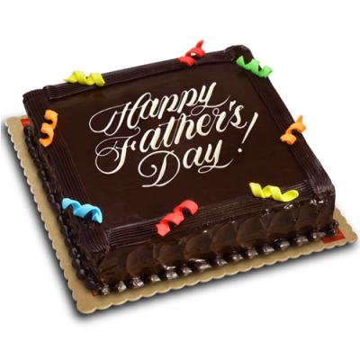 Send Chocolate Dedication Cake By Red Ribbon