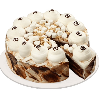 Rocky Road Cake By Red Ribbon