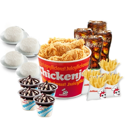 Family Meal A By Jollibee