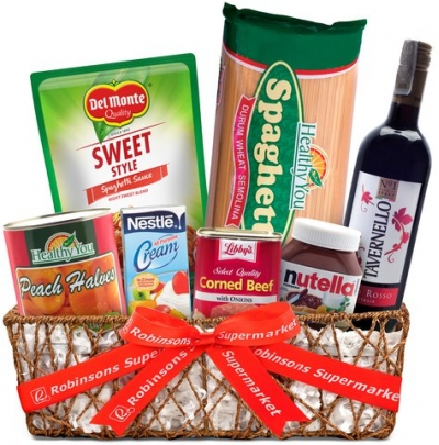Christmas Gifts Basket Send to Philippines