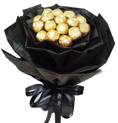 Ferrero Pink  Bouquet Send to Manila Philippines