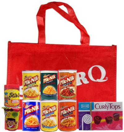 Send Groceries Pik-Nik Snack Package to Philippines