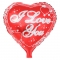 valentines heart shaped balloon to philippines