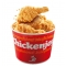 8 pc Chickenjoy Bucket By Jollibee
