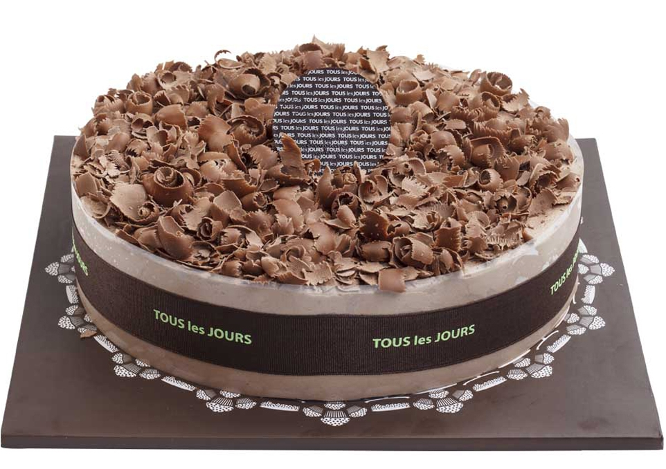Send Chocolate Forest By Tous Les Jours To Philippines